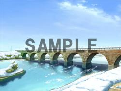 CG background material - layer non-integrated: Bridge 04