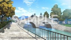 CG background material - layer non-integrated: csBridge 01